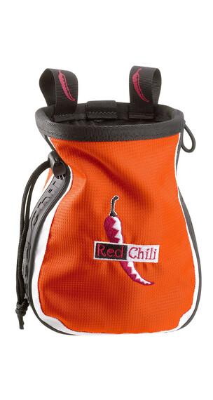 Red Chili Logo - Sac à magnésie - orange